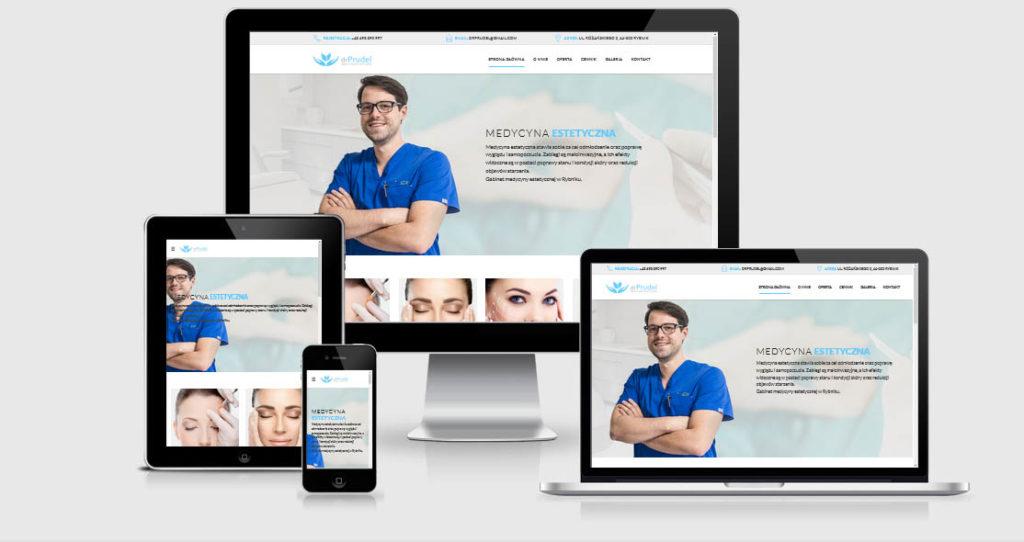 Projektowanie Stron internetowych - Logotypy / Strony firmowe