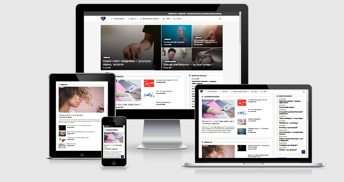 Projektowanie Stron internetowych - Portale internetowe